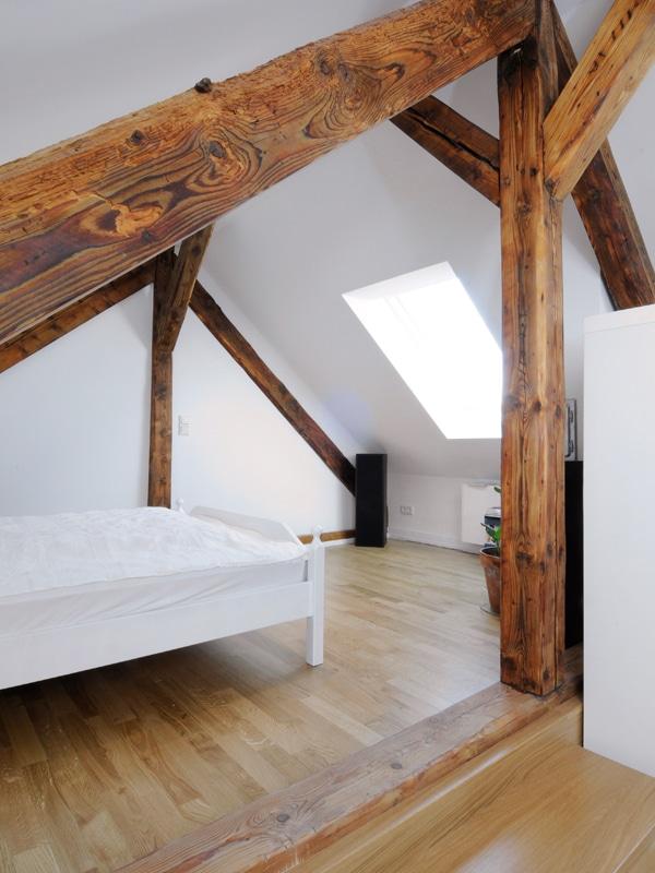 Dachbodenausbau - Renovieren, Modernisieren, Sanieren - BHG Trier Koblenz Luxemburg